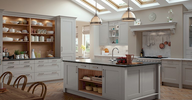Bespoke kitchens, perfect results!